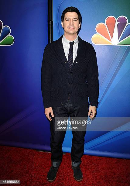 Actor Ken Marino attends the NBCUniversal 2015 press tour at The Langham Huntington Hotel and Spa on January 16 2015 in Pasadena California