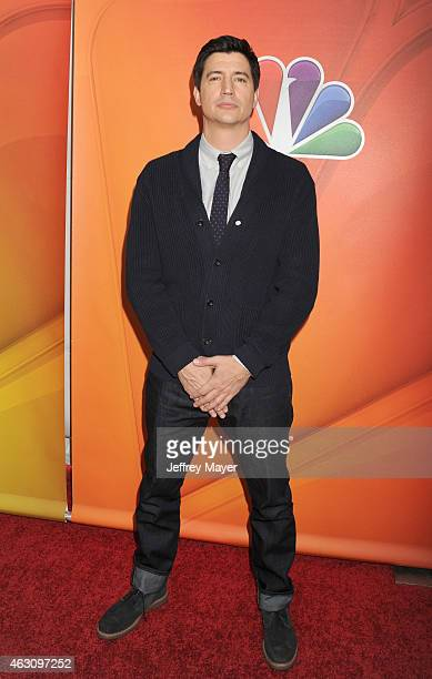 Actor Ken Marino attends the NBCUniversal 2015 Press Tour at the Langham Huntington Hotel on January 16 2015 in Pasadena California