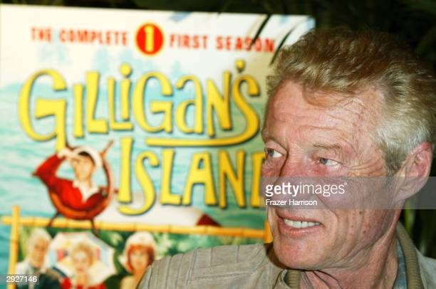 """Actor Ken Osmond arrives at the launch party for """"Gilligan's Island: The Complete First Season"""" on February 03, 2004 in Marina del Rey, California."""
