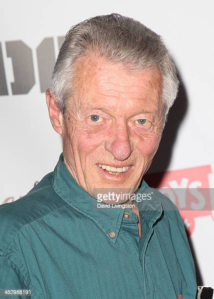 Actor Ken Osmond attends the Hollywood Christmas Parade benefiting the Toys for Tots Foundation on December 1 2013 in Hollywood California