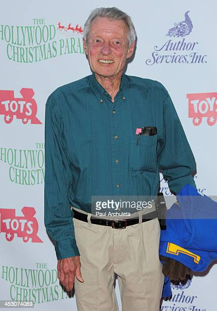 Actor Ken Osmond attends The Hollywood Christmas Parade benefiting the Toys For Tots Foundation on December 1, 2013 in Hollywood, California.
