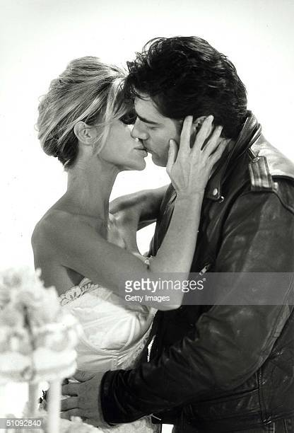 Actor Ken Wahl And Model Shane Barbi Get Married September 25 In Los Angeles Ca Shane And Her Sister Sia Have Written A Book Dying To Be Healthy...