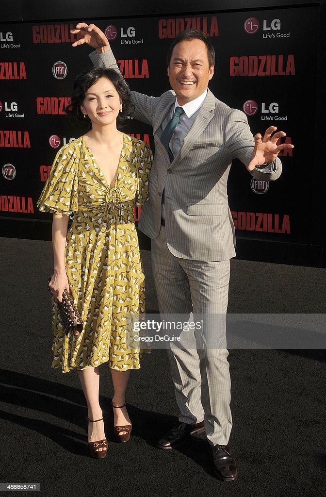 """Godzilla"" - Los Angeles Premiere - Arrivals"
