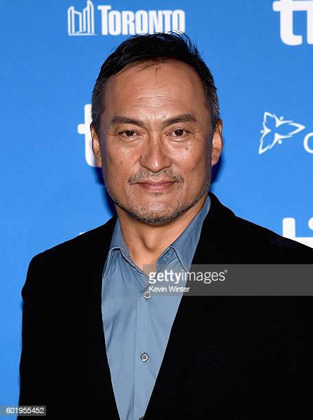 Actor Ken Watanabe attends the 'Rage' press conference during the 2016 Toronto International Film Festival at TIFF Bell Lightbox on September 10 2016...