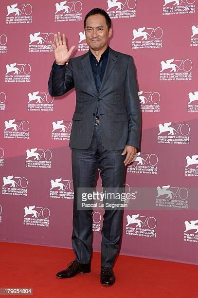 Actor Ken Watanabe attends 'Unforgiven' Photocall during the 70th Venice International Film Festival at Palazzo del Casino on September 6 2013 in...