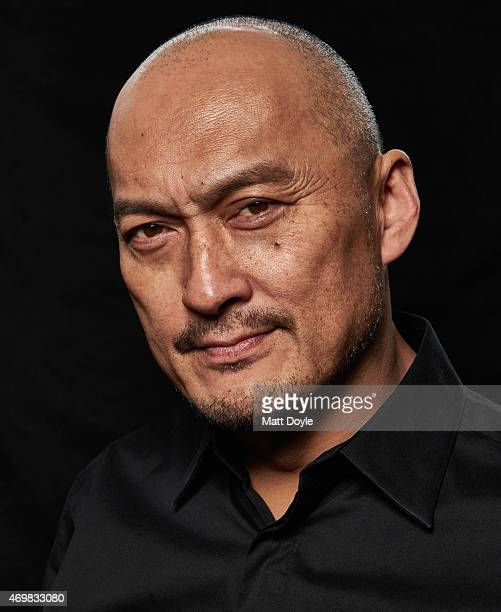 Actor Ken Watanabe is photographed for Back Stage on February 23 in New York City