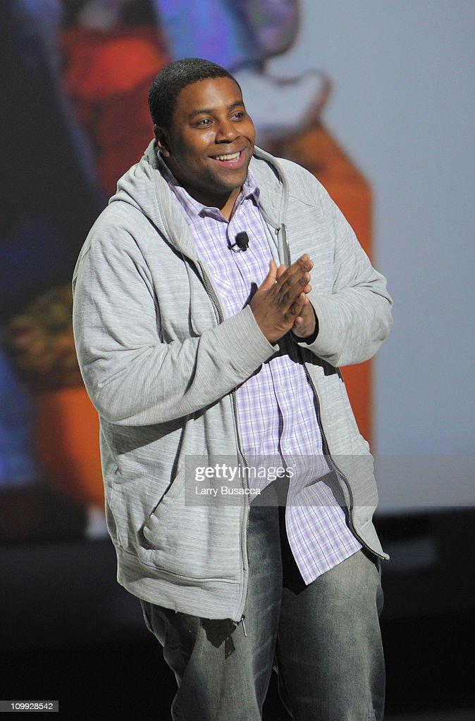 2011 Nickelodeon Upfront Presentation : News Photo
