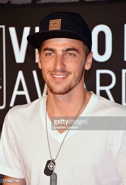 Actor Kendall Schmidt attends the 2013 MTV Video Music Awards at the Barclays Center on August 25 2013 in the Brooklyn borough of New York City
