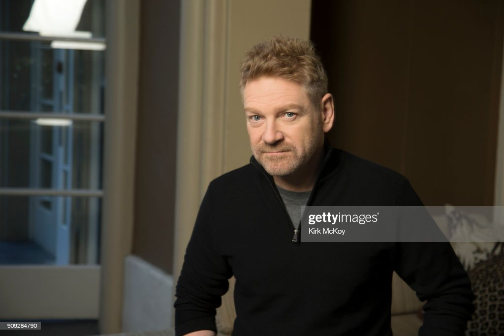 Kenneth Branagh, Los Angeles Times, January 4, 2018