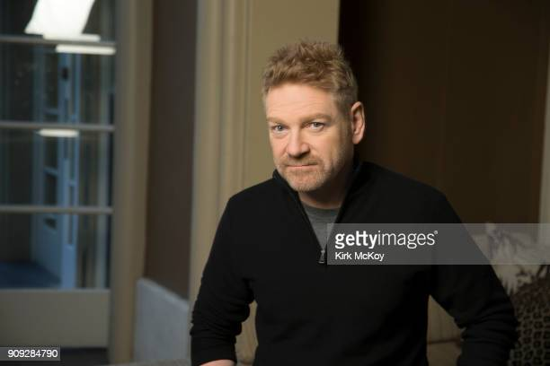 Actor Kenneth Branagh is photographed for Los Angeles Times on October 27 2017 in Beverly Hills California PUBLISHED IMAGE CREDIT MUST READ Kirk...