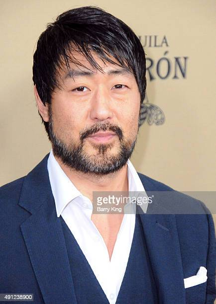 Actor Kenneth Choi arrives at the Premiere Screening Of FX's 'American Horror Story Hotel' at Regal Cinemas LA Live on October 3 2015 in Los Angeles...