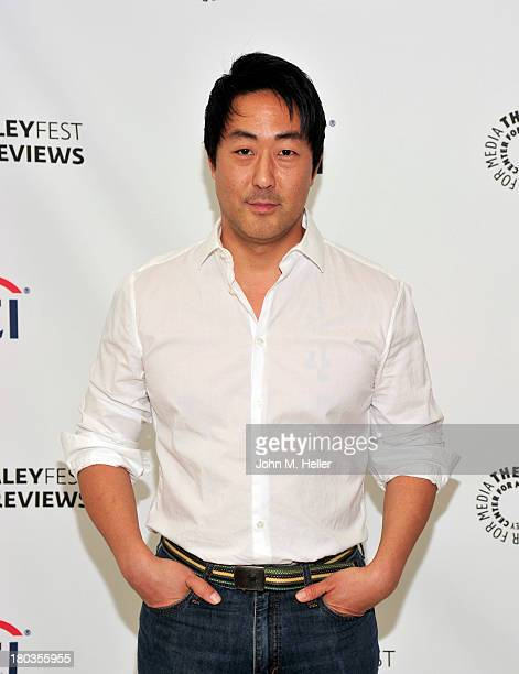 Actor Kenneth Choi attends the PaleyFest NBC Fall TV Preview of Ironside at The Paley Center for Media on September 11 2013 in Beverly Hills...