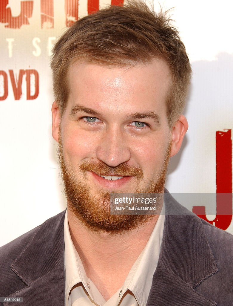 Actor Kenneth Mitchell arrives at the Jericho first season DVD launch party held at Crimson on October 2nd, 2007 in Hollywood, California.