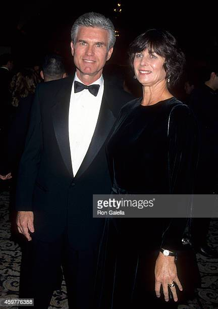 Actor Kent McCord and wife Cynthia Lee Doty attend the Los Angeles Police Department's 126th Anniversary Celebration and the Second Annual Jack Webb...