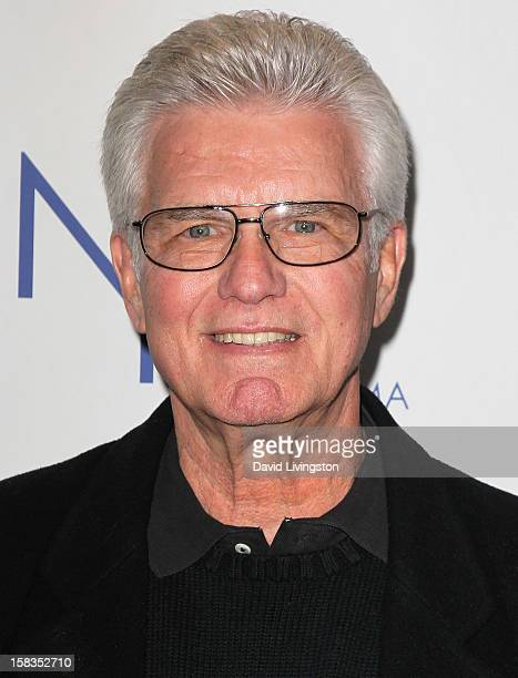 Actor Kent McCord attends a screening of Saving Grace B Jones at the ICM Screening Room on December 13 2012 in Los Angeles California