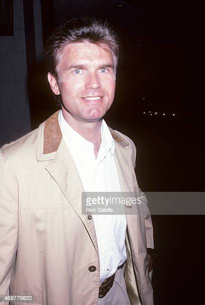 Actor Kent McCord attends A Tribute to Ricky Nelson on June 30 1986 at the Academy Theatre in Beverly Hills California