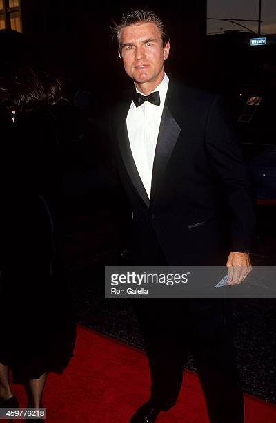 Actor Kent McCord attends the 12th Annual CableACE Awards on January 13 1991 at the Wiltern Theatre in Los Angeles California
