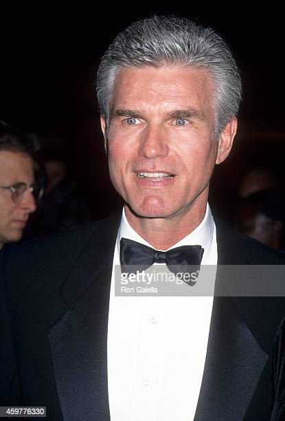Actor Kent McCord attends the Los Angeles Police Department's 126th Anniversary Celebration and the Second Annual Jack Webb Awards on October 26 1995...