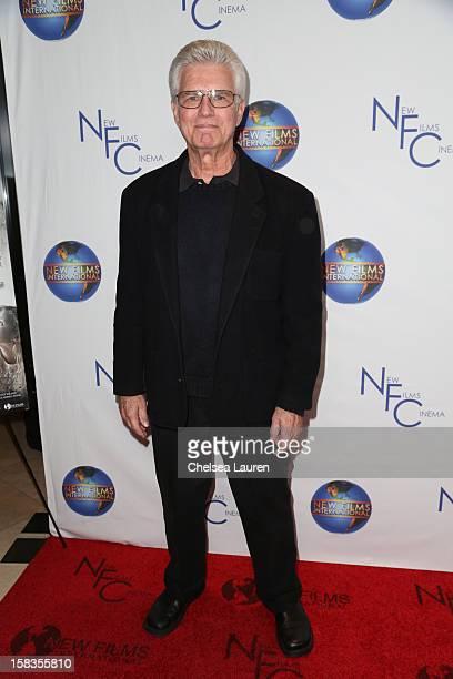 Actor Kent McCord attends the screening of Saving Grace B Jones at ICM Screening Room on December 13 2012 in Century City California