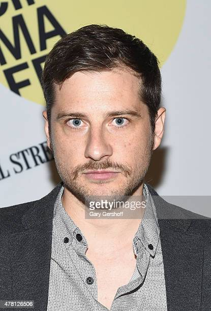 """Actor Kentucker Audley attends """"Queen Of Earth"""" premiere during BAMcinemaFest 2015 at BAM Peter Jay Sharp Building on June 22, 2015 in New York City."""