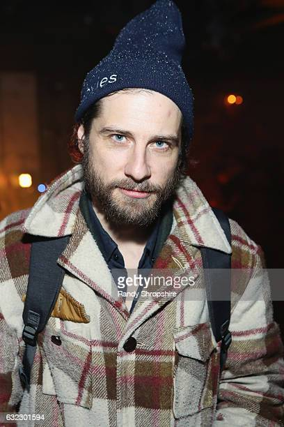"""Actor Kentucker Audley attends the AT&T At The Lift hosted """"LA Times"""" Party at The Lift on January 20, 2017 in Park City, Utah."""