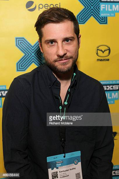 """Actor Kentucker Audley attends the premiere of """"Funny Bunny"""" during the 2015 SXSW Music, Film + Interactive Festival at Alamo Ritz on March 15, 2015..."""