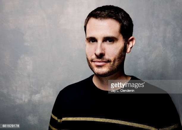 """Actor Kentucker Audley, from the film, """"L.A. Times,"""" is photographed at the 2017 Sundance Film Festival for Los Angeles Times on January 20, 2017 in..."""