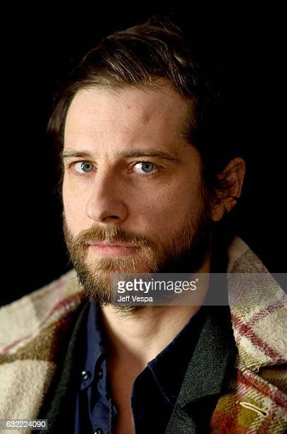 """Actor Kentucker Audley from the film """"L.A. Times"""" poses for a portrait in the WireImage Portrait Studio presented by DIRECTV during the 2017 Sundance..."""