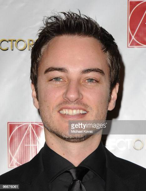 Actor Kerr Smith arrives at the 14th Annual Art Directors Guild Awards at The Beverly Hilton Hotel on February 13 2010 in Beverly Hills California