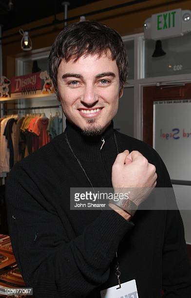 Actor Kerr Smith attends Fred Segal at The Lift on January 18 2008 in Park City Utah