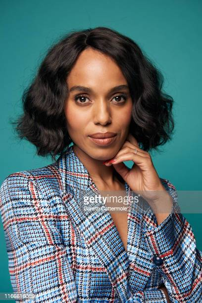 Actor Kerry Washington from the film 'American Son' poses for a portrait during the 2019 Toronto International Film Festival at Intercontinental...