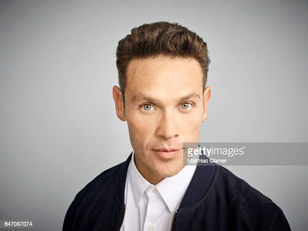 Actor Kevin Alejandro from 'Lucifer' is photographed for Entertainment Weekly Magazine on July 23 2016 at Comic Con in the Hard Rock Hotel in San...