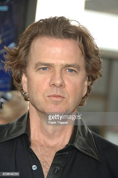 "Actor Kevin Anderson arrives at the premiere of ""Charlotte's Web"" held at the ArcLight Cinema in Hollywood."