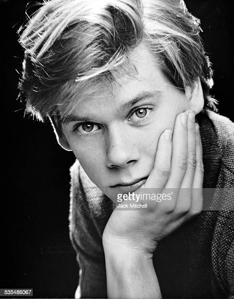 Actor Kevin Bacon 1980