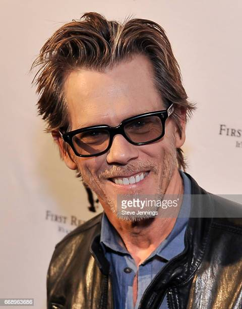 Actor Kevin Bacon attends the 60th SFFILM Festival Red Carpet Screening of 'I Love Dick' at Alamo Drafthouse New Mission on April 15 2017 in San...