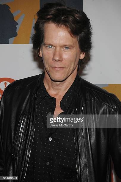 Actor Kevin Bacon attends the 8th Annual Jed Foundation Gala at Guastavino's on June 11 2009 in New York City