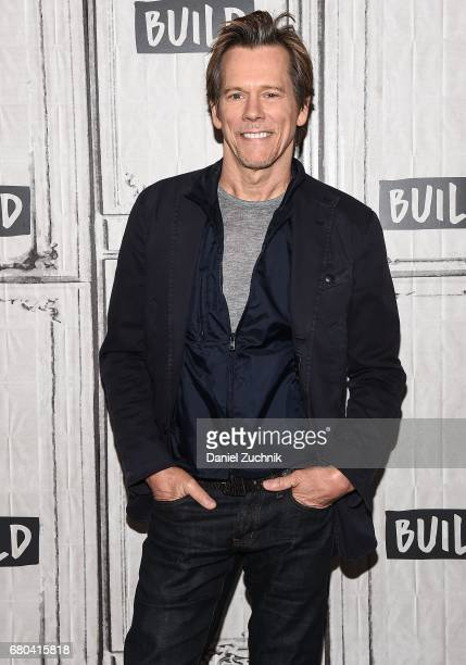 Actor Kevin Bacon attends the Build Series to discuss his Amazon show 'I Love Dick' at Build Studio on May 8 2017 in New York City