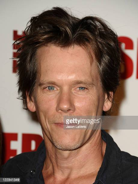 Actor Kevin Bacon attends 'The Closer' 100th episode and final season celebration at Sheraton Hotel on August 27 2011 in Universal City California