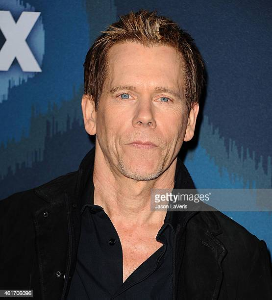 Actor Kevin Bacon attends the FOX winter TCA AllStar party at Langham Hotel on January 17 2015 in Pasadena California