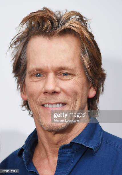 Actor Kevin Bacon attends the SAGAFTRA Foundation Conversations Story Of A Girl at SAGAFTRA Foundation Robin Williams Center on July 21 2017 in New...