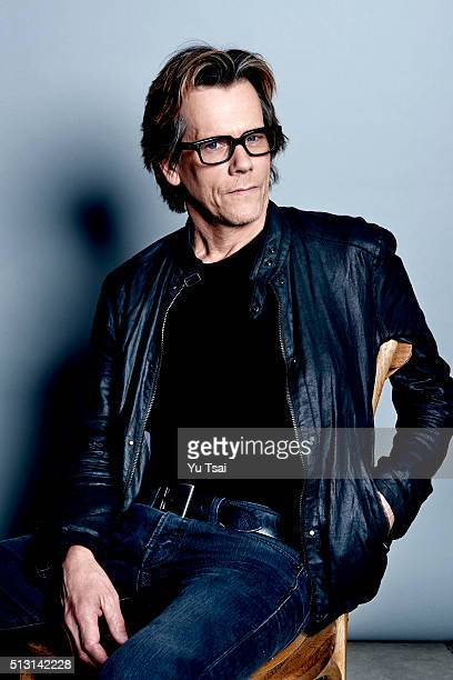 Actor Kevin Bacon is photographed at the Toronto Film Festival for Variety on September 12 2015 in Toronto Ontario