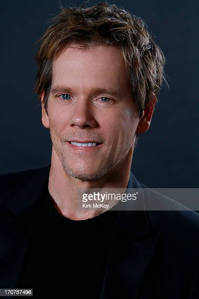 Actor Kevin Bacon is photographed for Los Angeles Times on April 30 2013 in Los Angeles California PUBLISHED IMAGE CREDIT MUST BE Kirk McKoy/Los...
