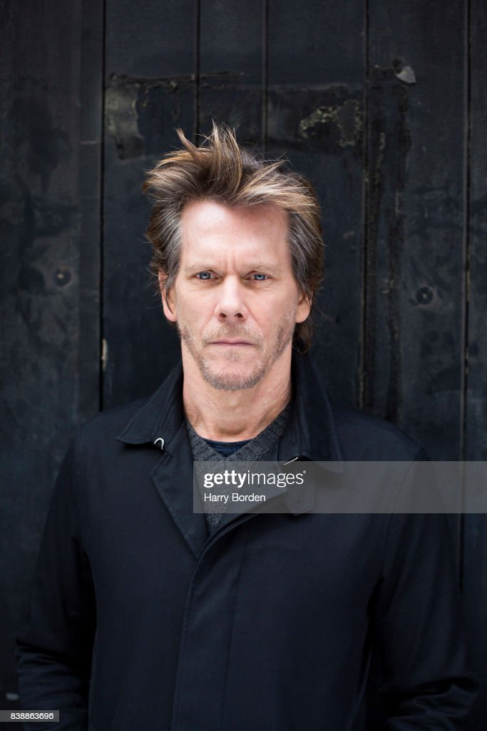 Actor Kevin Bacon is photographed for the Guardian on May 4, 2017 in London, England.