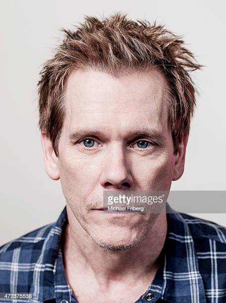 Actor Kevin Bacon is photographed for Variety on February 3 2015 in Park City Utah
