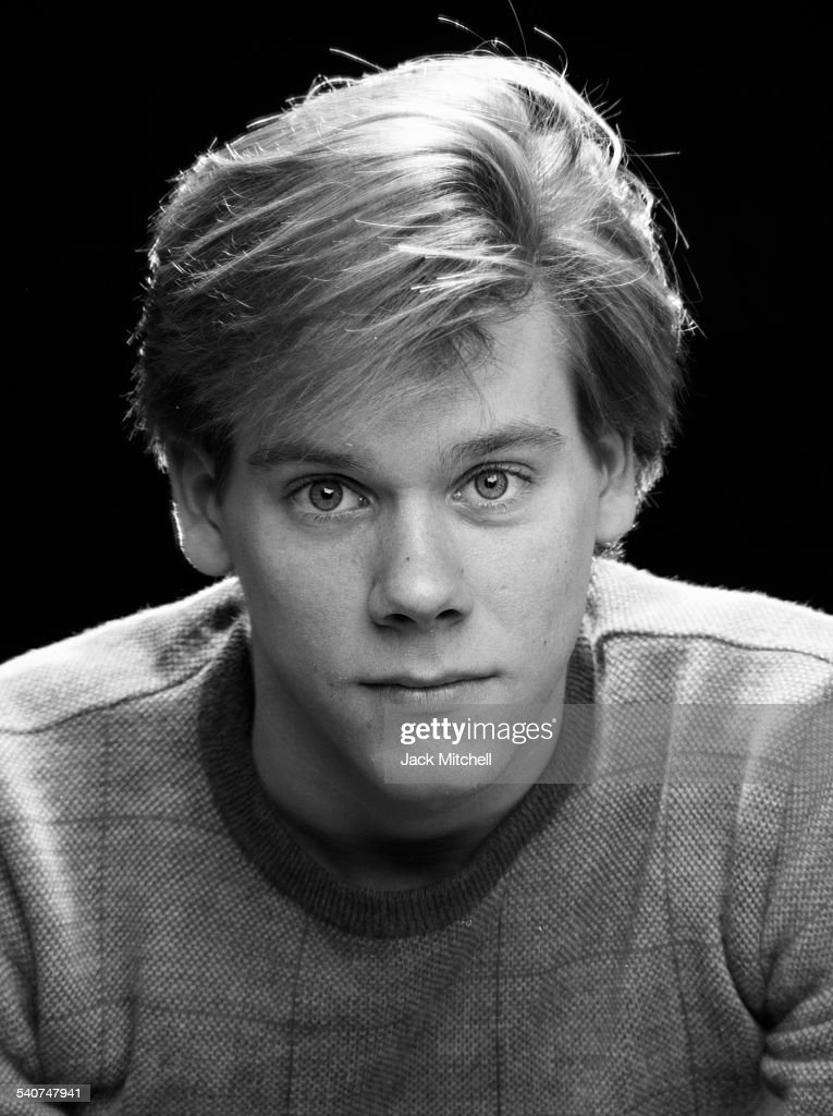Actor Kevin Bacon photographed in October, 1980.