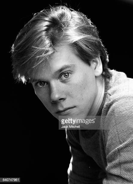 Actor Kevin Bacon photographed in October 1980