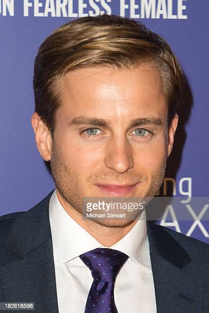 Actor Kevin Bishop attends Cosmopolitan's Super Fun Night With Rebel Wilson And Joanna Coles at Hearst Tower on October 1 2013 in New York City