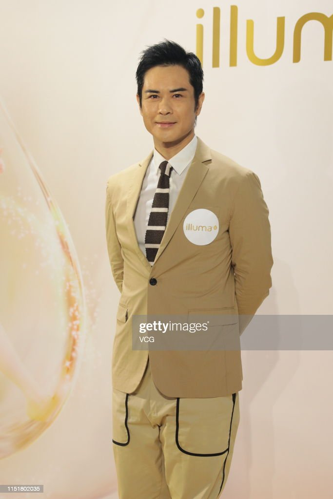 HKG: Kevin Cheng Attends Illuma Activity In Hong Kong