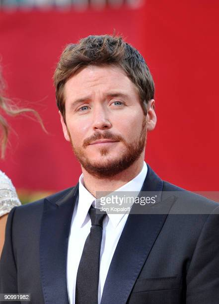 Actor Kevin Connolly arrives at the 61st Primetime Emmy Awards held at the Nokia Theatre LA Live on September 20 2009 in Los Angeles California