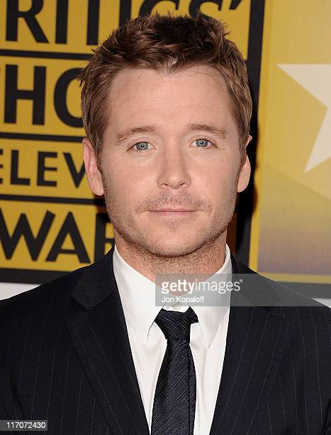 Actor Kevin Connolly arrives at the Critics' Choice Television Awards Luncheon at Beverly Hills Hotel on June 20 2011 in Beverly Hills California